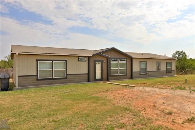 1222 23rd Street, Anson, TX 79501 (MLS #14151398) :: Frankie Arthur Real Estate