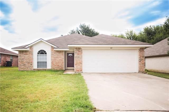 109 Troxell Boulevard, Rhome, TX 76078 (MLS #14151457) :: Trinity Premier Properties
