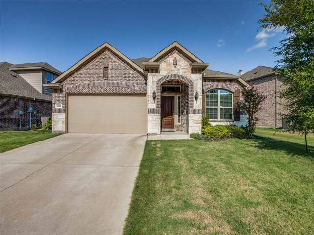 5205 Mcclellan Drive, Frisco, TX 75036 (MLS #14151499) :: Hargrove Realty Group