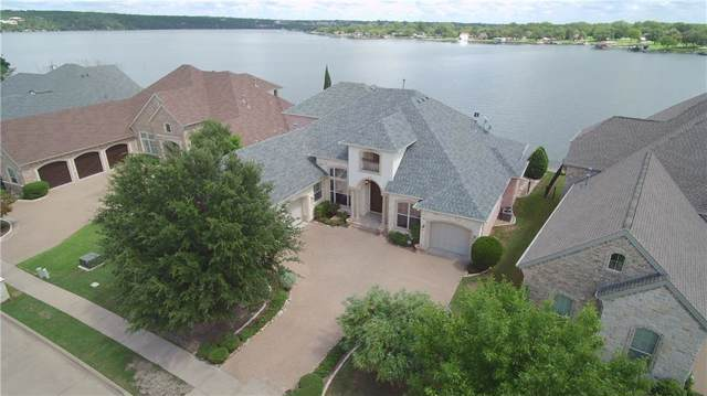 2712 Harborside Drive, Granbury, TX 76048 (MLS #14151509) :: Trinity Premier Properties