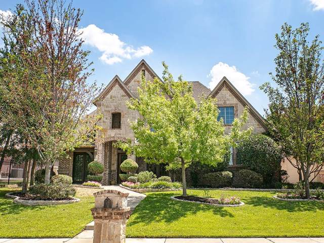 1624 Waterwood Drive, Keller, TX 76248 (MLS #14151512) :: Team Hodnett