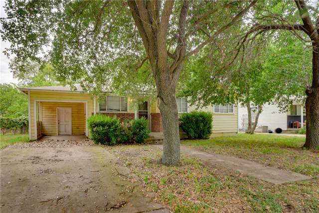 1313 Bennett Drive, Arlington, TX 76013 (MLS #14151569) :: Vibrant Real Estate