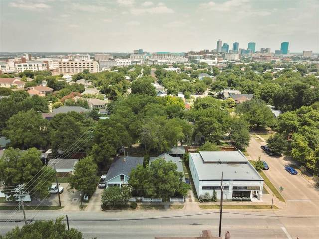 1456 W Allen Avenue, Fort Worth, TX 76110 (MLS #14151581) :: The Real Estate Station