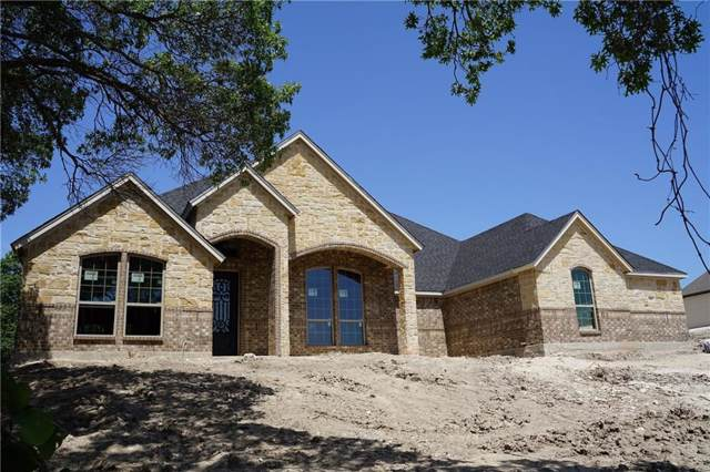 162 Cedar Mountain Drive, Weatherford, TX 76085 (MLS #14151616) :: Baldree Home Team