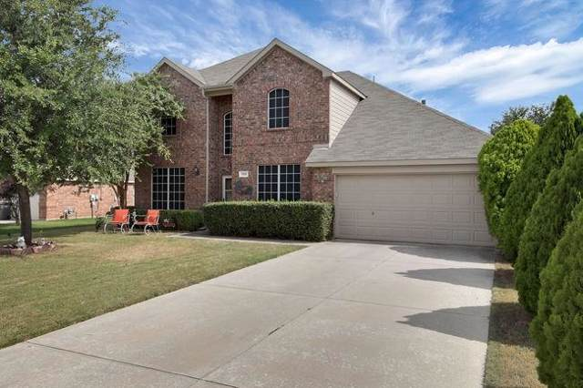 1105 Horn Toad Drive, Fort Worth, TX 76052 (MLS #14151639) :: The Tierny Jordan Network