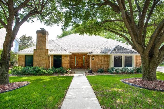 1901 Lakehill Court, Arlington, TX 76012 (MLS #14151669) :: Hargrove Realty Group