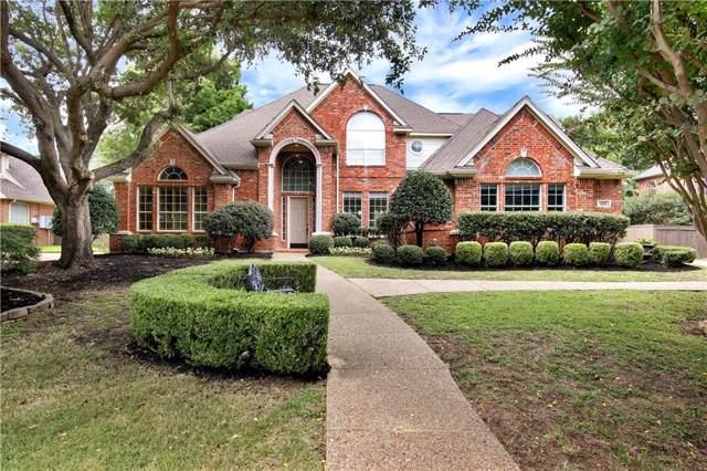 220 Highland Oaks Circle, Southlake, TX 76092 (MLS #14151679) :: Frankie Arthur Real Estate