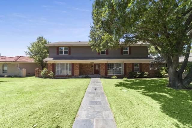 9606 Timberleaf Drive, Dallas, TX 75243 (MLS #14151718) :: Hargrove Realty Group