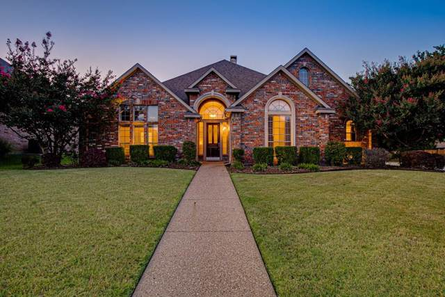 827 Turquoise Point, Rockwall, TX 75032 (MLS #14151750) :: All Cities Realty