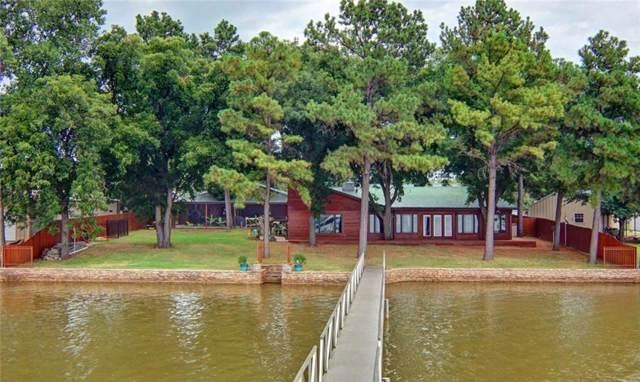 163 River Road, Possum Kingdom Lake, TX 76449 (MLS #14151788) :: The Heyl Group at Keller Williams