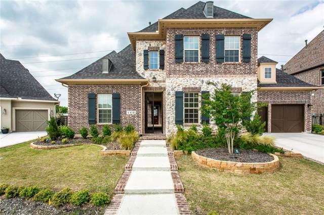 4418 Big Cedar Drive, Frisco, TX 75033 (MLS #14151851) :: Century 21 Judge Fite Company