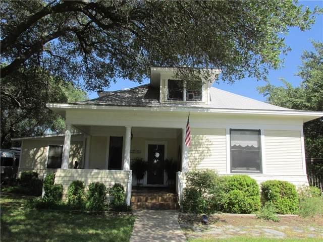 1600 Simpson Street, Brady, TX 76825 (MLS #14151857) :: NewHomePrograms.com LLC
