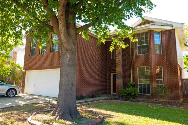 412 Newport Drive, Flower Mound, TX 75028 (MLS #14151975) :: Hargrove Realty Group