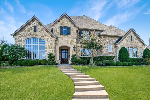 1100 Stone Cottage Lane, Mckinney, TX 75069 (MLS #14152007) :: Team Tiller