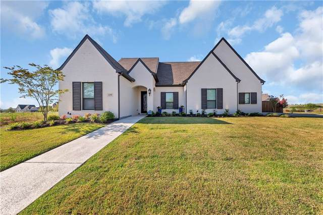 13709 Parkline Way, Aledo, TX 76008 (MLS #14152042) :: Potts Realty Group