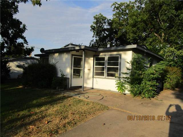 2328 Flemming Drive, Fort Worth, TX 76112 (MLS #14152060) :: The Mitchell Group