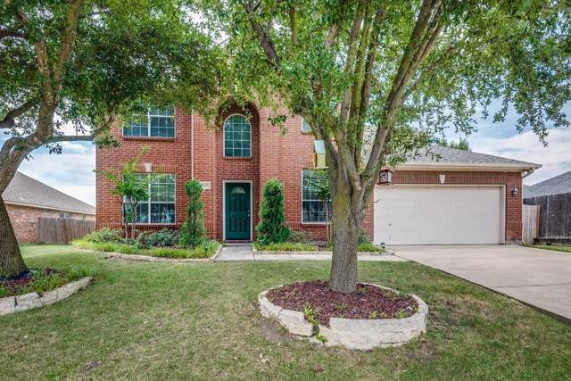 3213 Bloomfield Trail, Mansfield, TX 76063 (MLS #14152077) :: The Hornburg Real Estate Group