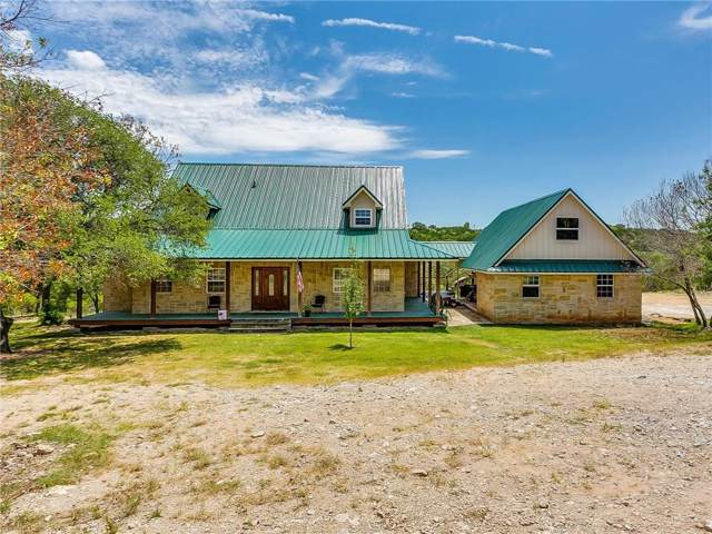 1260 Peninsula Drive, Bluff Dale, TX 76433 (MLS #14152182) :: Hargrove Realty Group