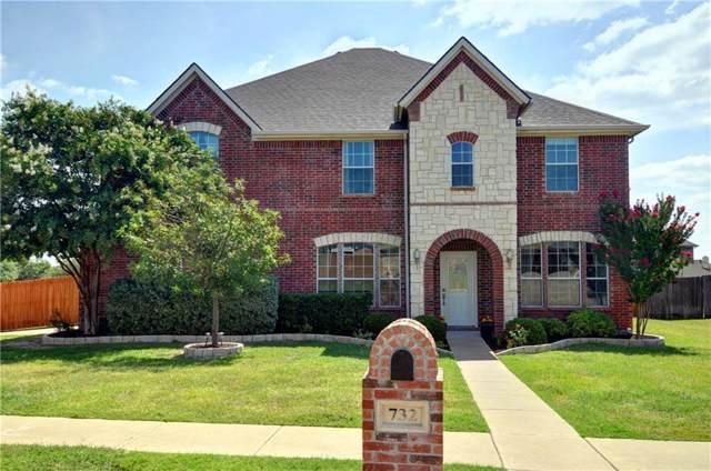 732 Sage Brush Drive, Weatherford, TX 76087 (MLS #14152216) :: Potts Realty Group