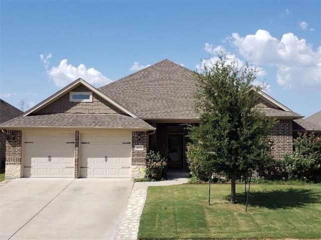 412 Stratford Drive, Benbrook, TX 76126 (MLS #14152230) :: The Heyl Group at Keller Williams