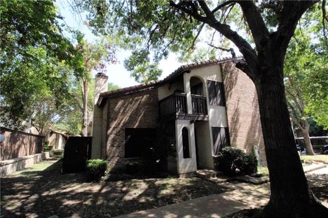 14151 Montfort Drive #331, Dallas, TX 75254 (MLS #14152237) :: The Rhodes Team