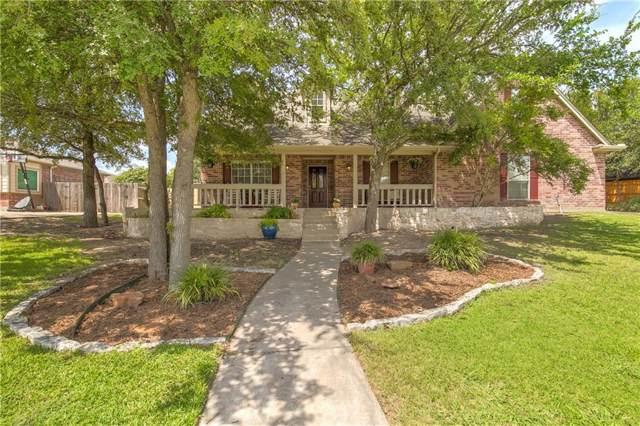 211 Autumnwood Drive, Aledo, TX 76008 (MLS #14152243) :: Team Hodnett