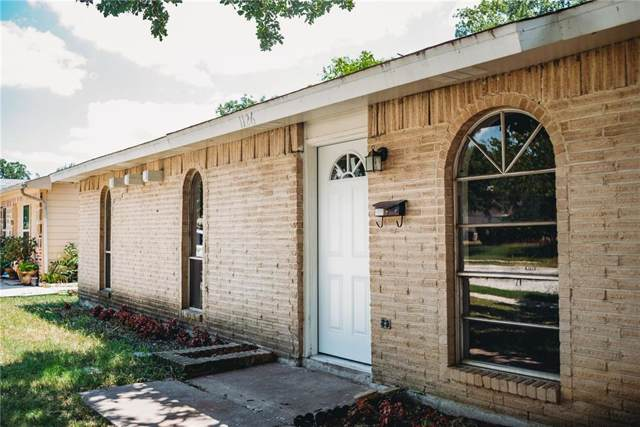 1126 Springwood Drive, Lewisville, TX 75067 (MLS #14152250) :: RE/MAX Town & Country