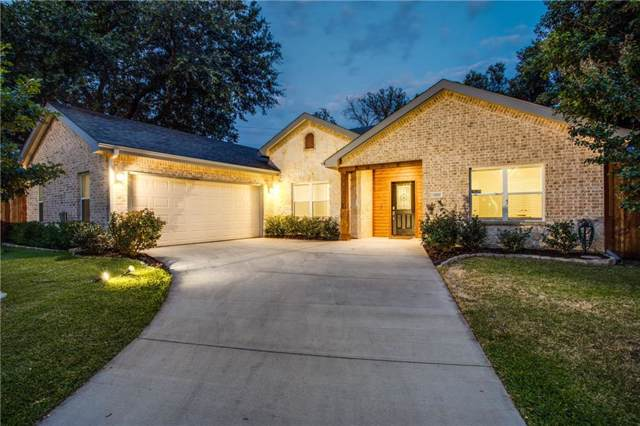 3212 Lindbergh Drive, Dallas, TX 75228 (MLS #14152272) :: Kimberly Davis & Associates