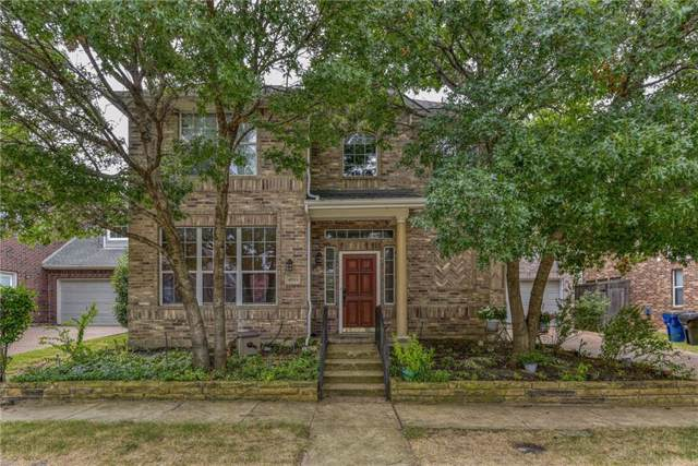 4553 Ballymena Drive, Frisco, TX 75034 (MLS #14152282) :: The Real Estate Station