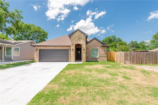 8008 Melrose Street E, White Settlement, TX 76108 (MLS #14152336) :: Team Tiller