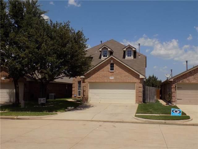 2721 Lynx Lane, Fort Worth, TX 76244 (MLS #14152358) :: Real Estate By Design