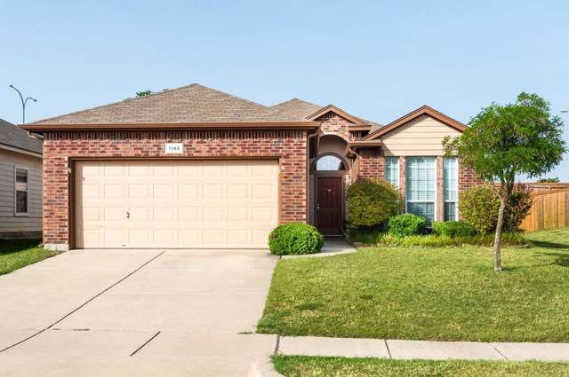 1145 Day Dream Drive, Fort Worth, TX 76052 (MLS #14152359) :: The Tierny Jordan Network