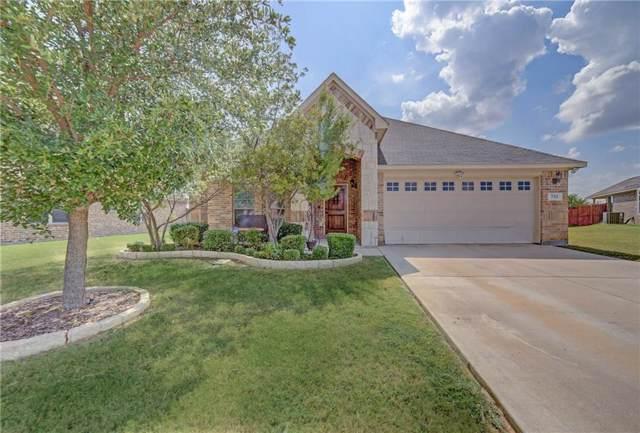 733 Sendero Drive, Arlington, TX 76002 (MLS #14152381) :: Baldree Home Team