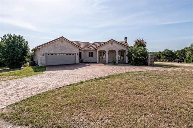 402 County Road 1500, Morgan, TX 76671 (MLS #14152382) :: The Mitchell Group