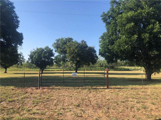 1466 County Road 1770, Chico, TX 76431 (MLS #14152455) :: The Heyl Group at Keller Williams