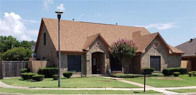 1685 Crosshaven Drive, Lewisville, TX 75077 (MLS #14152458) :: Hargrove Realty Group