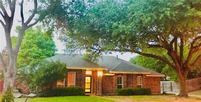 2201 Buttercup Drive, Richardson, TX 75082 (MLS #14152466) :: Frankie Arthur Real Estate