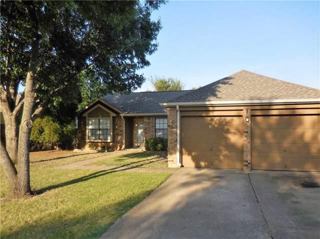 5408 Carriage Court, Flower Mound, TX 75028 (MLS #14152486) :: Team Hodnett