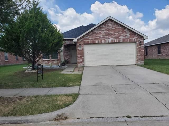 3025 Lipizzan Drive, Denton, TX 76210 (MLS #14152490) :: The Good Home Team