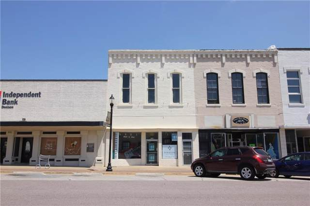 327 W Main Street, Denison, TX 75020 (MLS #14152491) :: The Mitchell Group
