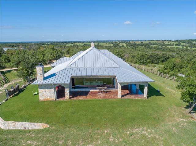 725 County Road 471, Stephenville, TX 76401 (MLS #14152493) :: Tenesha Lusk Realty Group