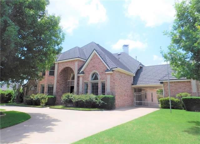 4108 Rosebud Court, Dalworthington Gardens, TX 76016 (MLS #14152500) :: Team Tiller