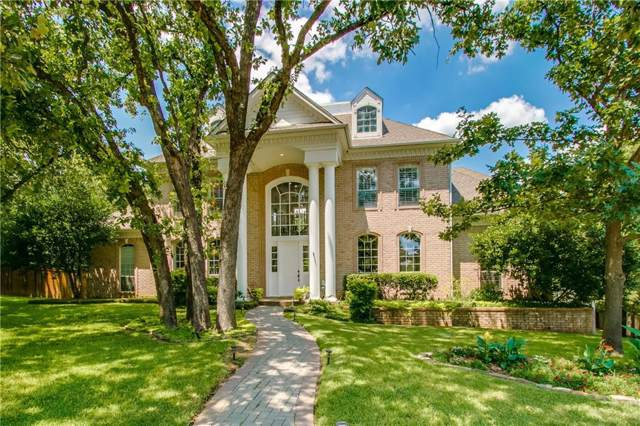 7511 Mt. Vernon Drive, Colleyville, TX 76034 (MLS #14152660) :: The Mitchell Group