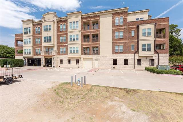 800 E 15th Street #105, Plano, TX 75074 (MLS #14152661) :: Hargrove Realty Group