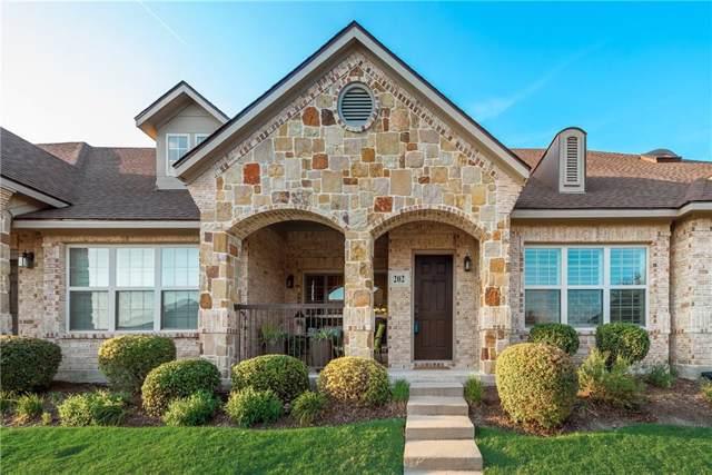 3075 Willow Grove Boulevard #202, Mckinney, TX 75070 (MLS #14152701) :: Robbins Real Estate Group