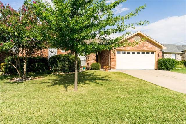 8175 Jolie Drive, Fort Worth, TX 76137 (MLS #14152708) :: Real Estate By Design
