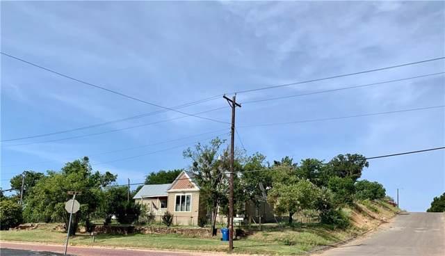 201 W 4th Street, Cisco, TX 76437 (MLS #14152722) :: Team Tiller
