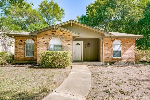 1109 Nancy Lane, Lancaster, TX 75134 (MLS #14152761) :: The Paula Jones Team | RE/MAX of Abilene