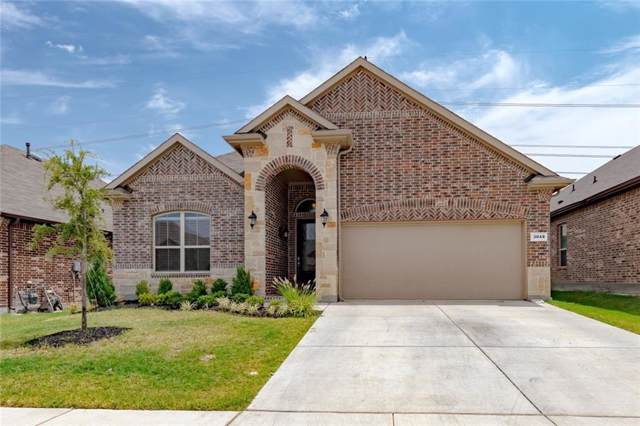 3048 Bella Lago Drive, Fort Worth, TX 76177 (MLS #14152771) :: Century 21 Judge Fite Company