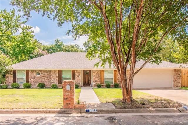 3011 Bridlegate Drive, Arlington, TX 76016 (MLS #14152802) :: Frankie Arthur Real Estate